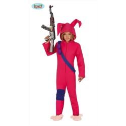 Costume coniglietto fortnite guerriero