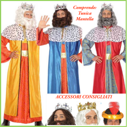 Costume re magio magi uomo
