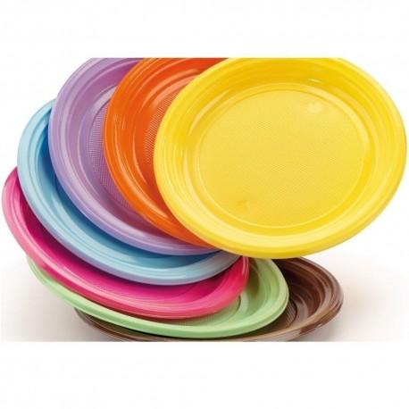 Coordinati tavola in plastica